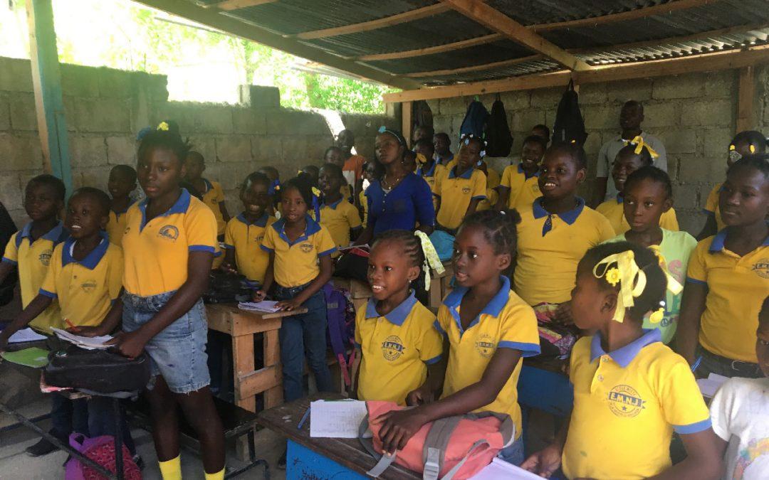 Nieuws uit Haiti December 2020